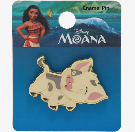 Moana Pua BoxLunch Disney Pin