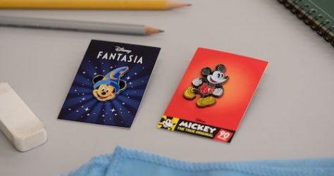 Mondo Disney Pins
