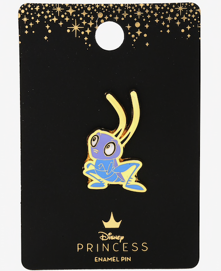 Mulan Cri-Kee BoxLunch Disney Pin
