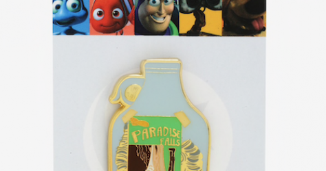 Paradise Falls BoxLunch Disney Pin