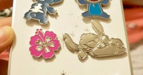 Stitch Pin Set - Primark UK