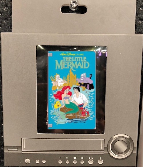 The Little Mermaid Tape Pin