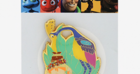 Up Russell & Kevin BoxLunch Disney Pin