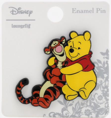 Winnie the Pooh Tigger Hug BoxLunch Disney Pin