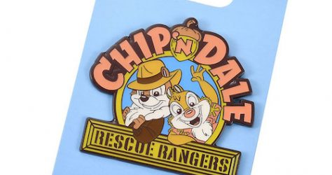 Chip n Dale Rescue Rangers 2019 Disney Store Japan
