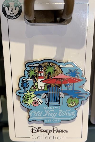 Disney's Old Key West Resort 2019 Pin