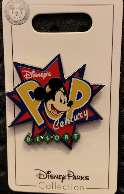 Disney's Pop Century Resort Pin
