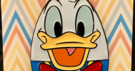 Donald Duck AP Egg 2019 Pin