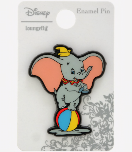 Dumbo Circus Ball BoxLunch Disney Pin