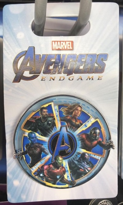 Marvel Avengers Endgame Disney Pin
