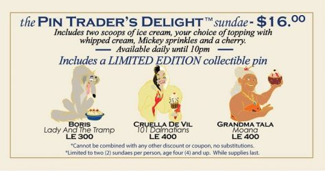 Pin Trader Delight – March 28, 2019