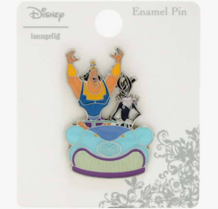 The Emperor's New Groove BoxLunch Disney Pin