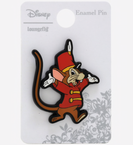 Timothy Mouse BoxLunch Disney Pin