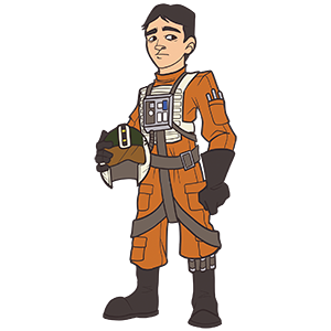 Wedge Antilles SWC 2019 Pin