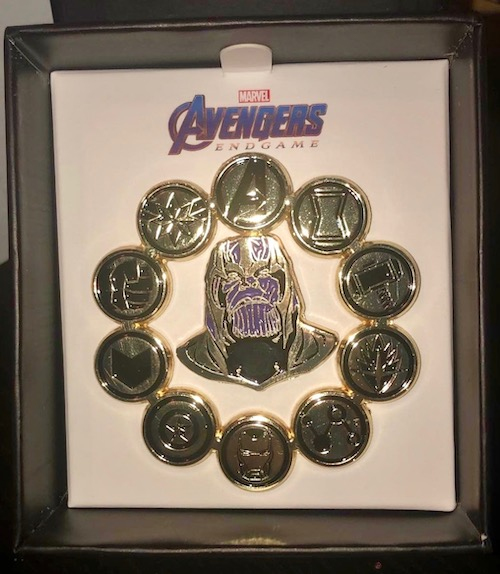 Avengers Endgame Pin - Regal Cinemas