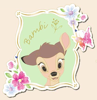 Baby Bambi DEC Pin