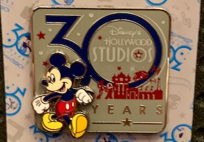 DHS 30th Anniversary Pins