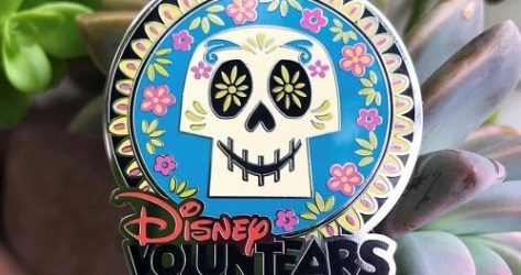 Disney VoluntEARS Community Fund 2019 Pin – Coco