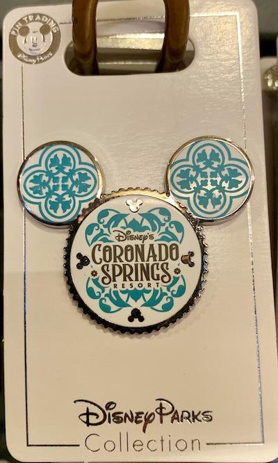Disney's Coronado Springs 2019 Pin
