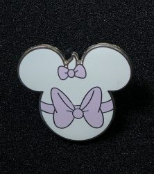 Marie Mickey Icon Pin