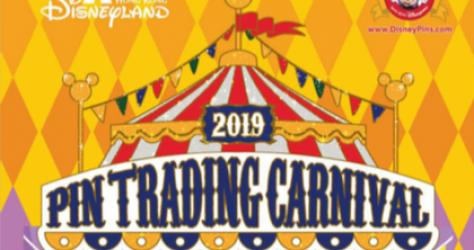 Pin Trading Carnival 2019