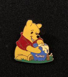 Pooh Bear Hunny Pin