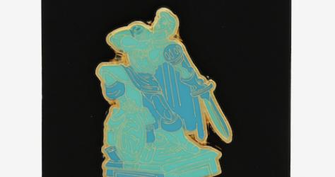 Prince Eric Statue BoxLunch Disney Pin