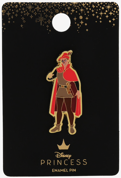 Prince Phillip BoxLunch Disney Pin
