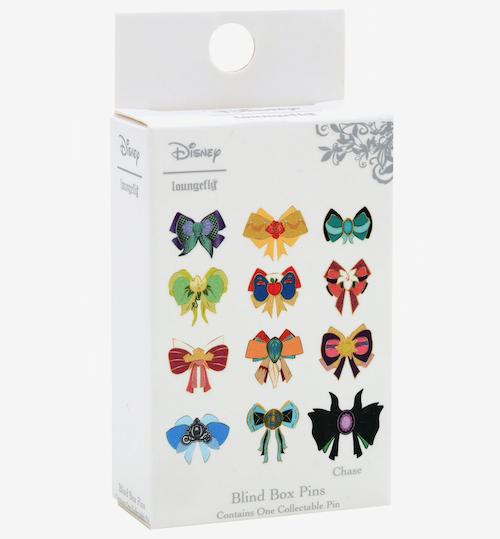 Princess Bows BoxLunch Disney Blind Box Pins