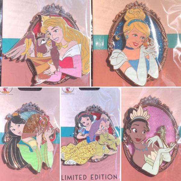 Princess Partners Series 1 DEC Pins