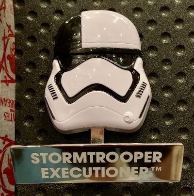 Stormtrooper Executioner Star Wars Helmet Pin
