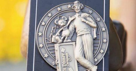 Storytellers Statue Shanghai Disneyland Pin