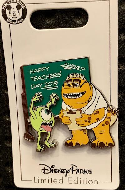 Teachers' Day 2019 Disney Pin