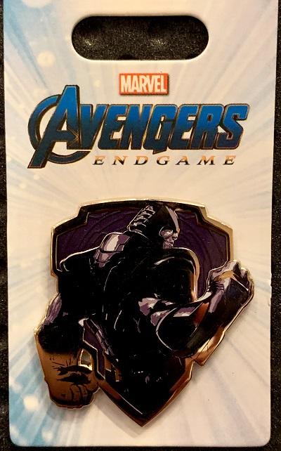 Thanos Avengers Endgame Pin