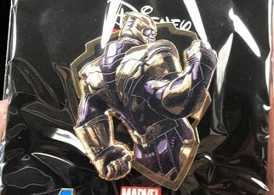 Thanos LE 150 Pin