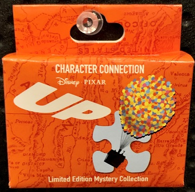 UP Character Connection Mystery Pin Set