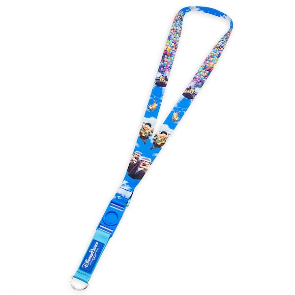 Up Reversible Disney Lanyard