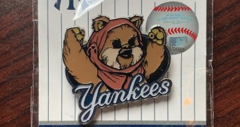 April 2019 Yankees Pin