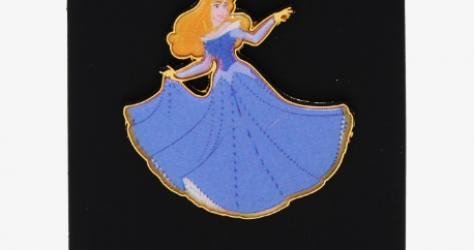 Aurora Lenticular BoxLunch Disney Pin
