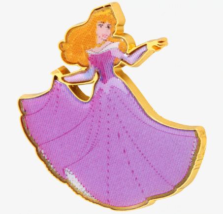 Aurora Pink Dress BoxLunch Disney Pin