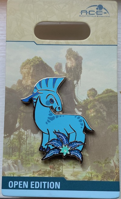 Direhorse Pandora Disney Pin