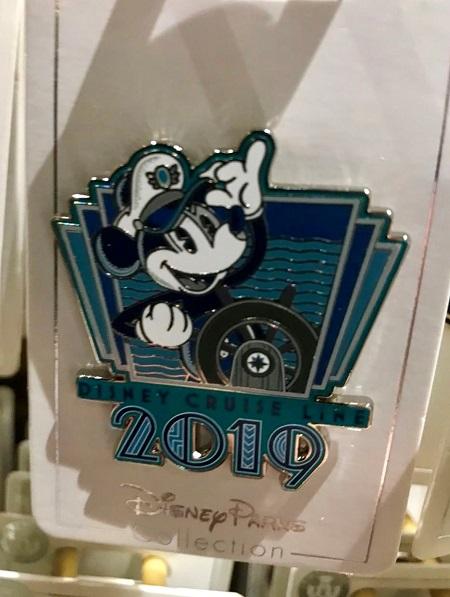 Disney Cruise Line 2019 Pin