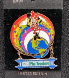 Disney's Pin Traders Grand Opening Pin