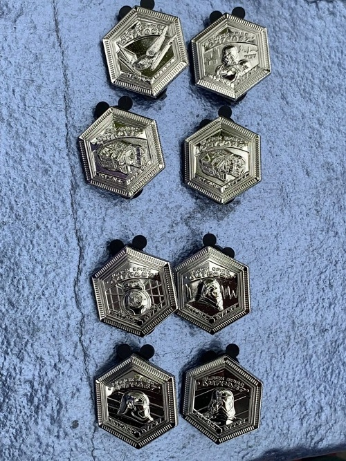 First Order Galaxy's Edge Mystery Pin Set