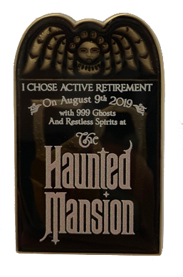 Haunted Mansion 50th Day Of Pin