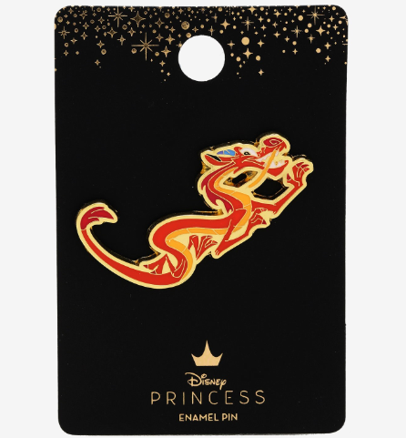 Mushu BoxLunch Disney Pin