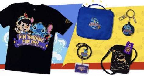 Pin Trading Fun Day 2019 Shanghai Merchandise