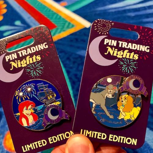 Pin Trading Night May 2019 Pins