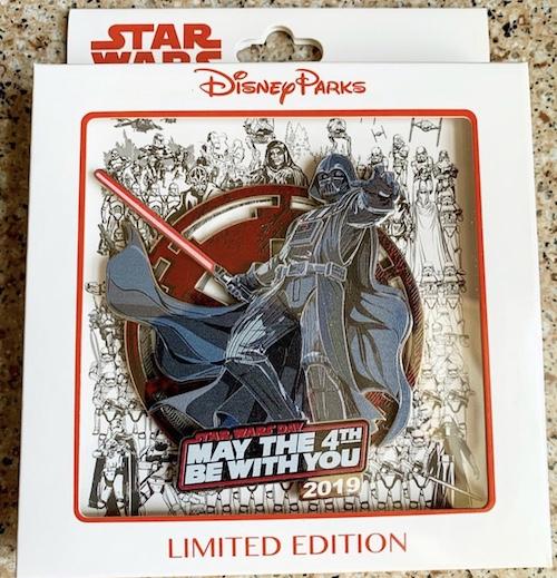 Star Wars Day 2019 Jumbo Pin