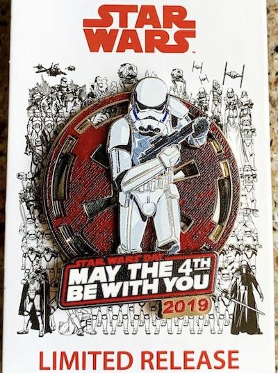 Star Wars Day 2019 Pin